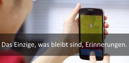 Snapchat Sprüche: 9 kurze Meldungen für jeden Anlass