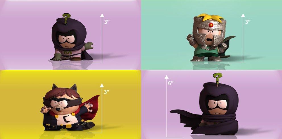 Die Figuren sind bereits im Amazon-Store vermerkt, ihr findet jedoch noch keinen Preis oder ein Lieferdatum für sie.