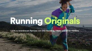 Spotify Running: Der perfekte Mix für den nächsten Lauf