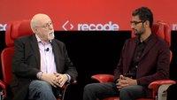 Google-CEO im Interview: Erscheinen Nexus-Geräte in Zukunft ohne Stock-Android?