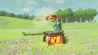 The Legend of Zelda - Breath of the Wild: Kochen erklärt - so stellt ihr Nahrung her