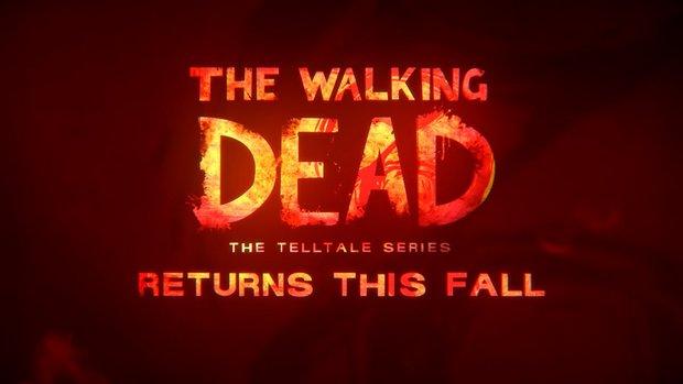 The Walking Dead: Release der dritten Telltale-Staffel im November