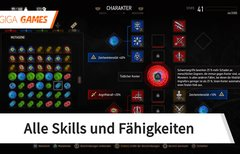 The Witcher 3: Skills, Talente...