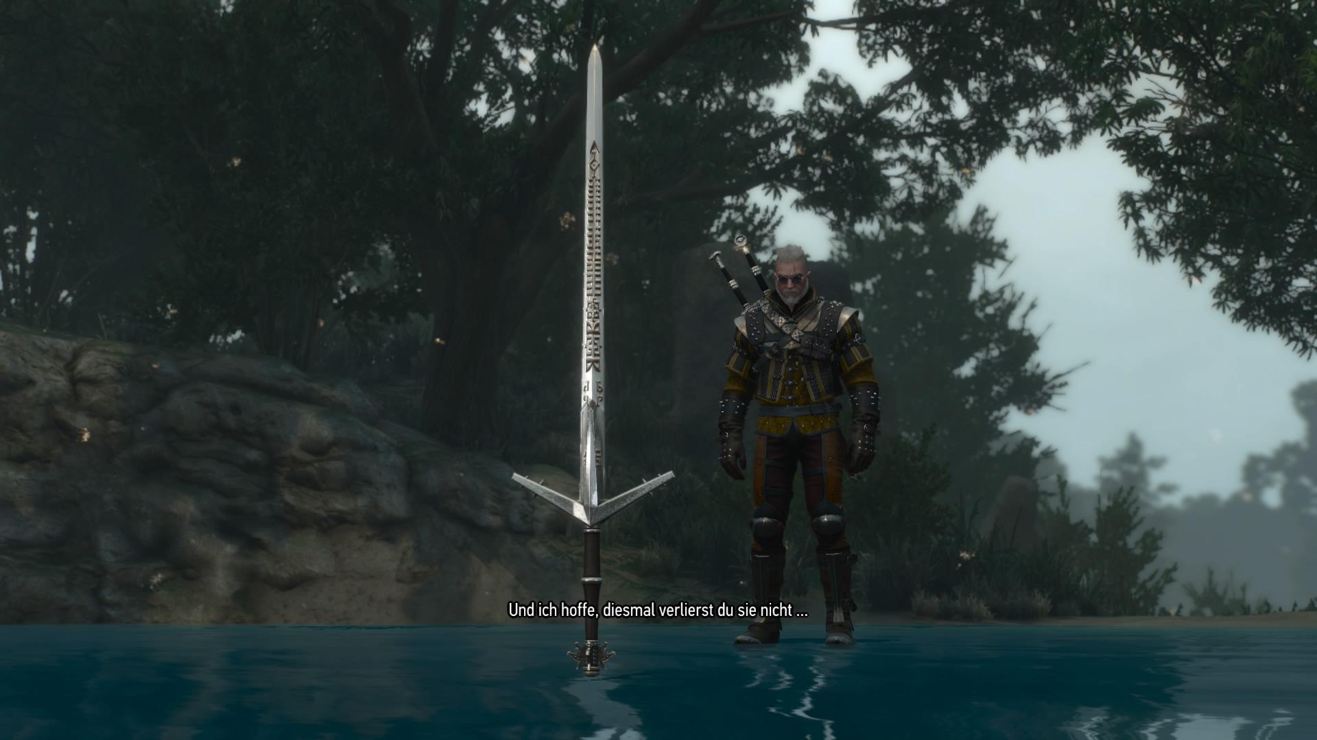 The Witcher 3 Waffen Die Besten Schwerter Mit Fundorten Giga