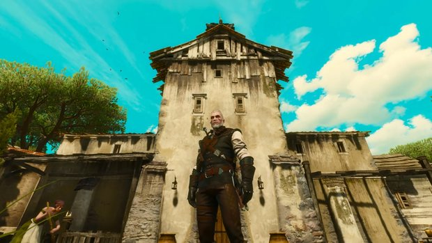 The Witcher 3 - Blood and Wine: Dekorationen und Gemälde finden