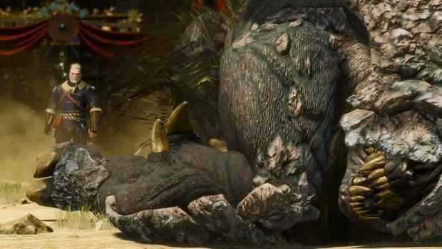 """The Witcher 3 - Blood and Wine: Inbild der fünf Rittertugenden - so schafft ihr die Quest """"Es kann nur einen geben"""""""
