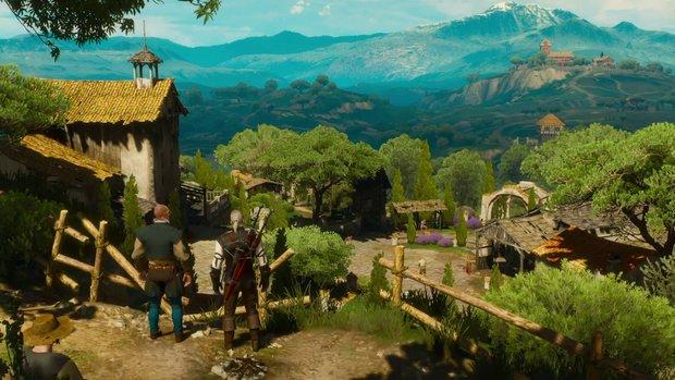 The Witcher 3 - Blood and Wine: Weingut verbessern und Boni erhalten