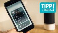 Tipp: Selfmade-Retro-iPhone-Ständer (ohne Bastelei)