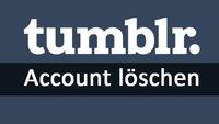 Tumblr: Account löschen – so geht's schnell
