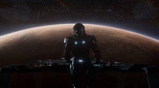 Mass Effect Andromeda: Darum wurde zuerst die weibliche Spielfigur gezeigt