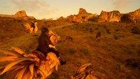 Final Fantasy XV: Spieler posten erste Erfahrungen online