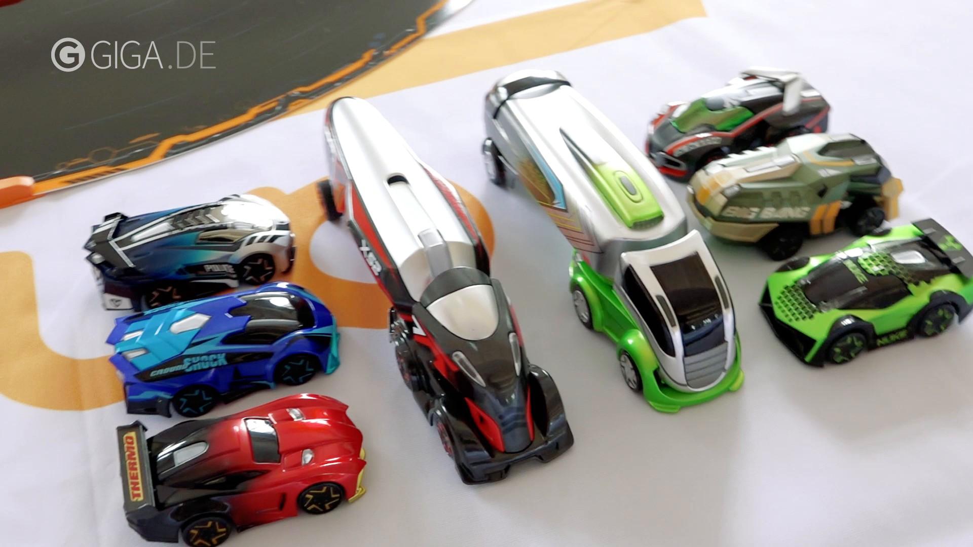 Anki-Overdrive-Autos: Alle Supercars und Trucks im Überblick – GIGA
