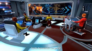 Star Trek Bridge Crew: VR-Spiel verschoben