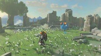 Zelda: Breath of the Wild muss sich über 2 Millionen Mal verkaufen