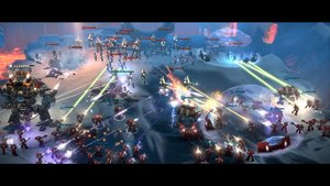 Dawn of War 3 - E3 2016 - Gameplay Footage PC Gaming Show 2016