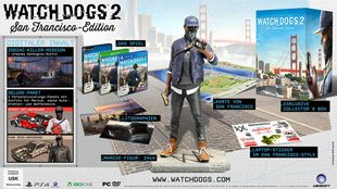 Watch Dogs 2: Editionen, Season Pass und Vorbestellerbonus