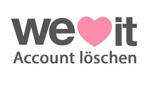 We Heart It: Account löschen – So geht's