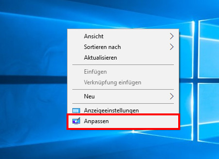 Windows 10 hintergrund lasst sich nicht andern