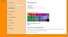 Windows 10: Hintergrundbild ändern – so geht's
