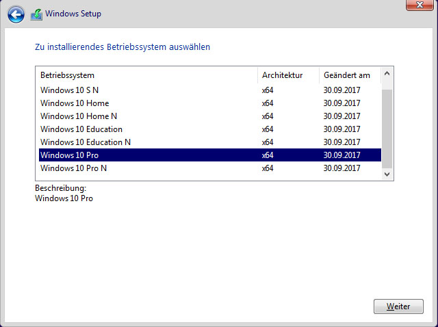 Windows 10 installieren (Saubere Neuinstallation & Upgrade