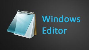Windows Editor: Infos, öffnen & Alternativen – so geht's