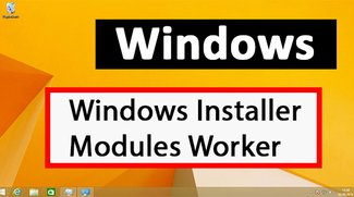 Lösung: Windows Installer Modules Worker (TiWorker.exe) läuft ständig auf CPU – Wie deaktivieren?