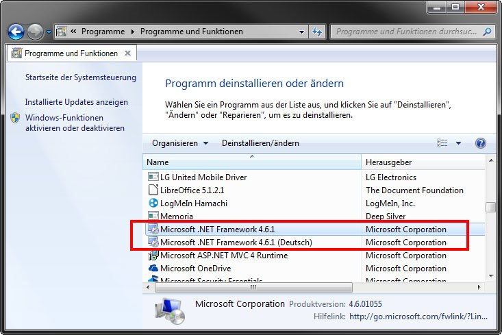 Was Ist Microsoft Net Framework