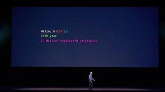 WWDC: Apple veröffentlicht Videos mit durchsuchbaren Abschriften