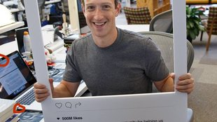 Mark Zuckerberg klebt MacBook-Kamera und -Mikrofon ab