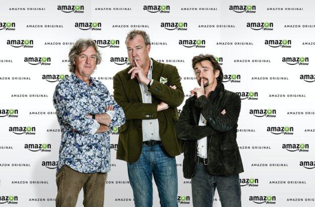 The Grand Tour bei Amazon Prime: Starttermin, Teaser & alle Infos zur Show