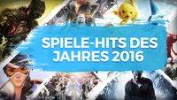 Die 32 bisher besten Spiele aus 2016 im Rückblick