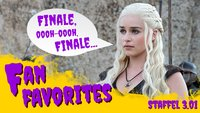 Game of Thrones-Finale, Hai-Angriff auf Deadpools Frau & Ferienerlebnisse - Fan Favorites 3.01