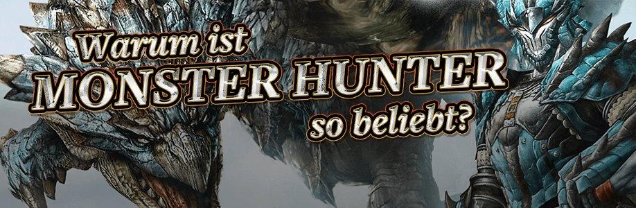 Faszination Monster Hunter