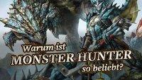 Faszination Monster Hunter: Wir erklären, warum die Spielreihe so wahnsinnig beliebt ist