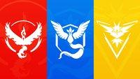 Pokemon GO: Welches Team passt zu dir? Mach den Test!
