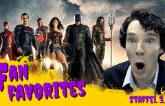 Justice League, Wonder Woman,...