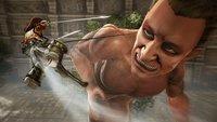 Attack on Titan: Deutscher Trailer und Gameplay-Videos zeigen jede Menge Action