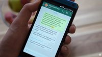 Einkaufen per WhatsApp: AllyouneedFresh macht's möglich