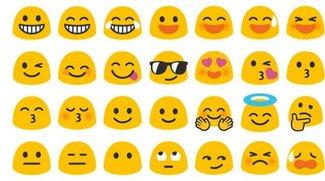 Android N: Neue Emojis und Smileys für WhatsApp und Co.