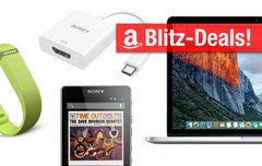 Sonntagsangebote:<b> MacBook Pro, Fitbit Flex, USB-C-HDMI-Adapter und mehr heute günstiger</b></b>