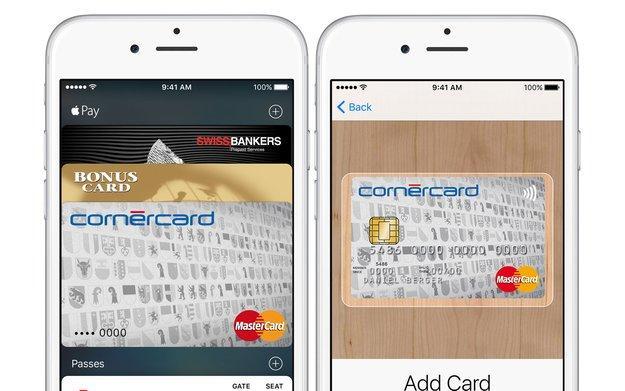 Apple Pay: Start in der Schweiz, Zurückhaltung auf Petition aus Deutschland