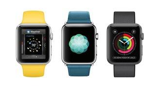 Apple Watch 2: Ohne eigenen Mobilfunkchip, dafür mit GPS