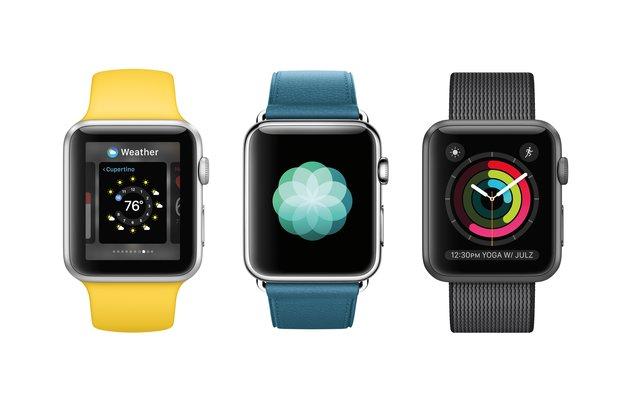 Apple Watch 2: Vorstellung im September oder Oktober erwartet