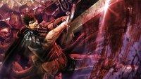 Berserk: Warriors-Spiel zum blutigen Anime mit Trailer angekündigt