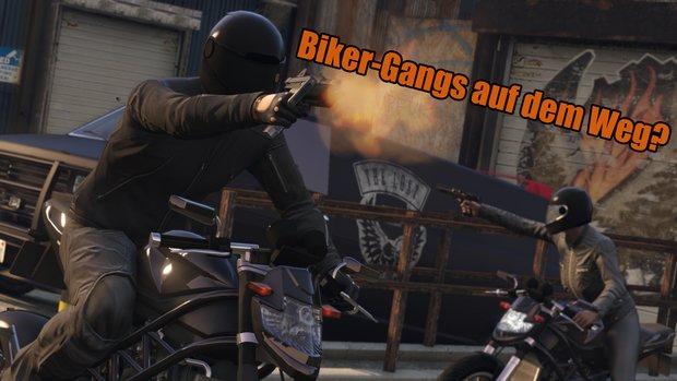 GTA 5 Online: Hinweise auf einen kommenden Biker-DLC aufgetaucht