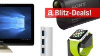 Blitzangebote: All-in-one-PC, Sony Action-Kamera, USB-C-Hub u.v.m. heute günstiger