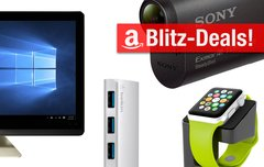 Blitzangebote:<b> All-in-one-PC, Sony Action-Kamera, USB-C-Hub u.v.m. heute günstiger</b></b>