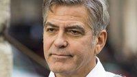 Geständnis: Dieser eigene Film ist George Clooney heute peinlich