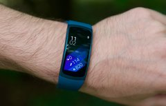 Samsung Gear Fit 2 im Test:...