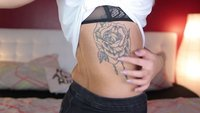 Dagi-Bee: Diese Tattoos hat sie 2016: Anker, Emoji, Rippe und Fuß